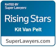 rising stars super lawyers badge